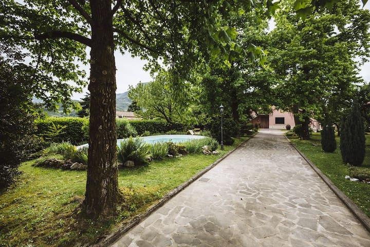 House in the Green Tuscany - Lucca - Piano di Coreglia - Departamento