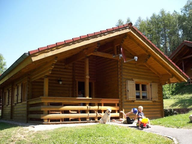 Cottage in the Bavarian Forest - Stamsried - Houten huisje