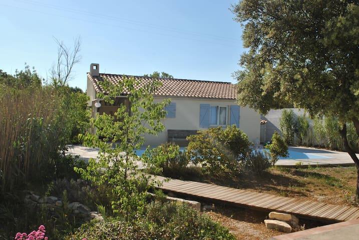 The little house - Le Triadou - Rumah