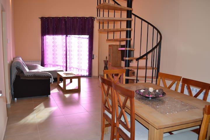 Apartment 6 -8 People - Vilanova de la Sal - コンドミニアム