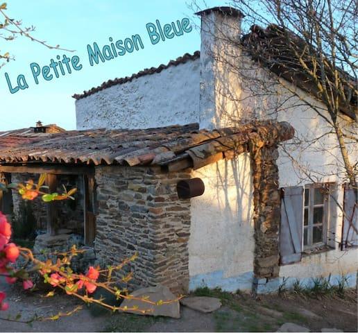 La Petite Maison Bleue - Le Fraysse - 獨棟