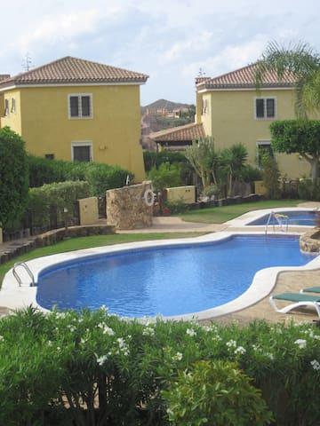 Holiday Villa in Golf Course  - Cuevas del Almanzora (Almeria) - Vila