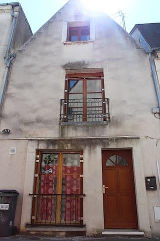 charmante chambre en  Centre Ville - Tours - Hus