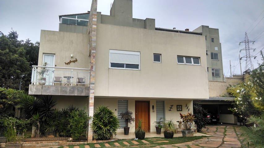 Bedroom in Belo Horizonte - Belo Horizonte - Casa