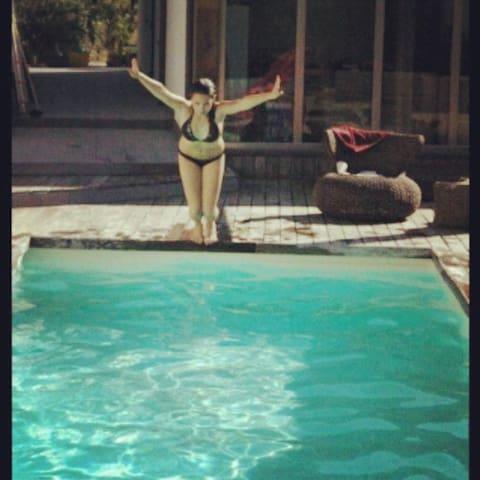 Casa con piscina a 15 min dal mare - Sassari - Villa