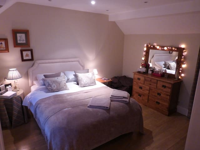 Coach House Bed & Breakfast - Moreton-in-Marsh - Wikt i opierunek