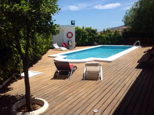 Villa with private pool - candelaria - Villa