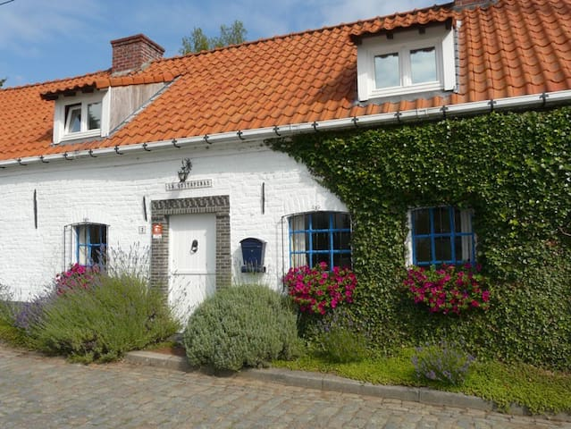 Charming cottage - Flemish Ardennes - Ronse - Huis