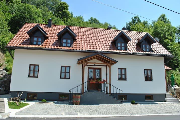 Summer Getaway in Croatia - Fužine - Daire