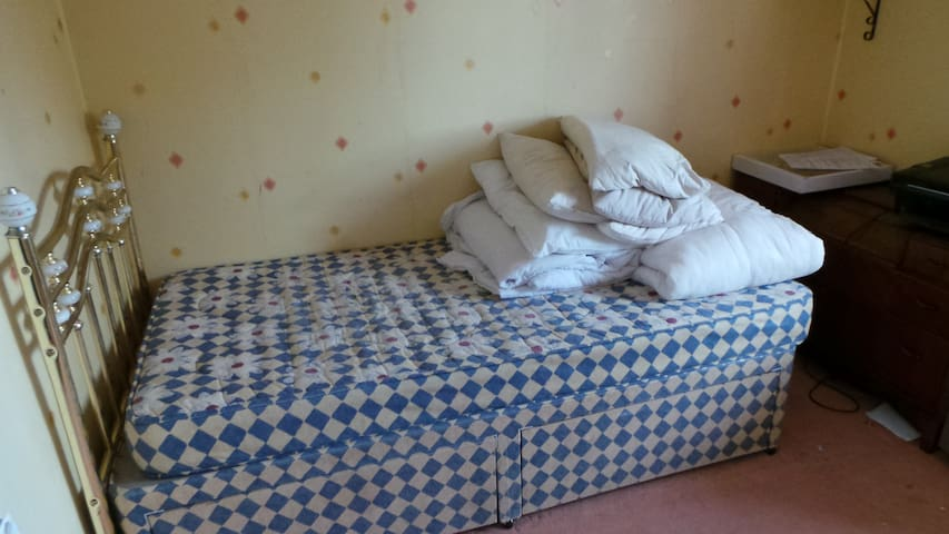 1 room with parking outside - Clapham - Rumah