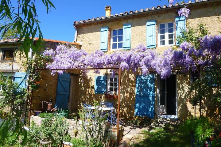 Charming Writer's Retreat w/View*** - Pech-Luna - Maison