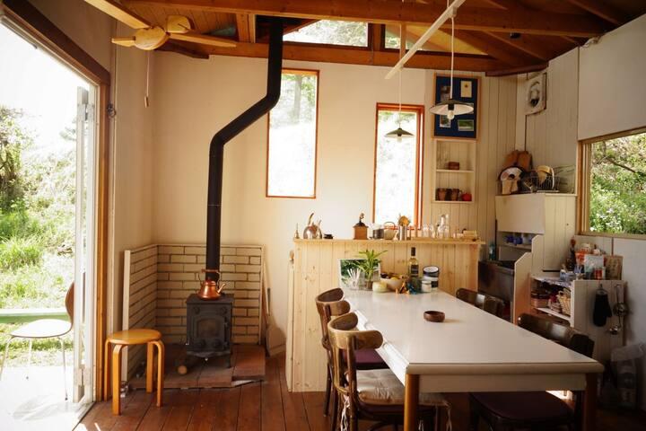 natural life at tiny cottage - Sakuho, Minamisaku District