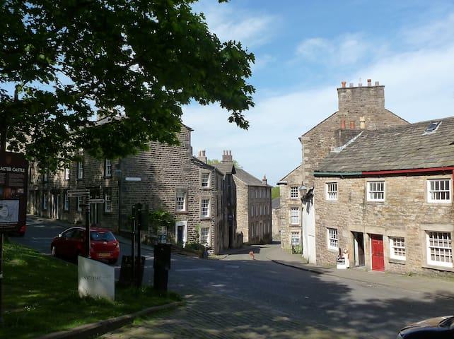 Castle & Coast, Town & Country -Lakes 40mins away! - Lancaster - Apartamento