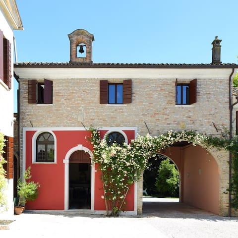 Venezia: casa nel verde  a  50 km - Cessalto - Apartment
