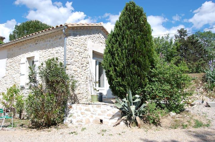 petite maison en pierre - Laroque - Rumah