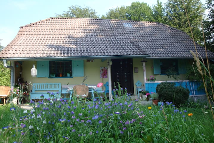 Romantic cottage in Slovenia - Braslovče - Casa