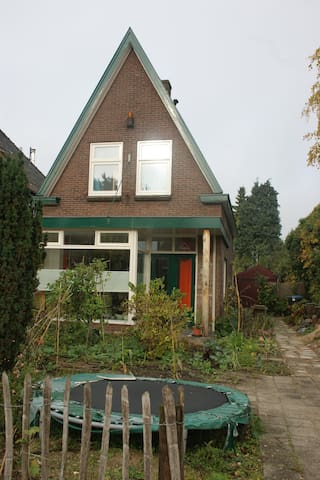 Huis, '30, eetbare tuin, Veluwezoom - Rheden - Ev