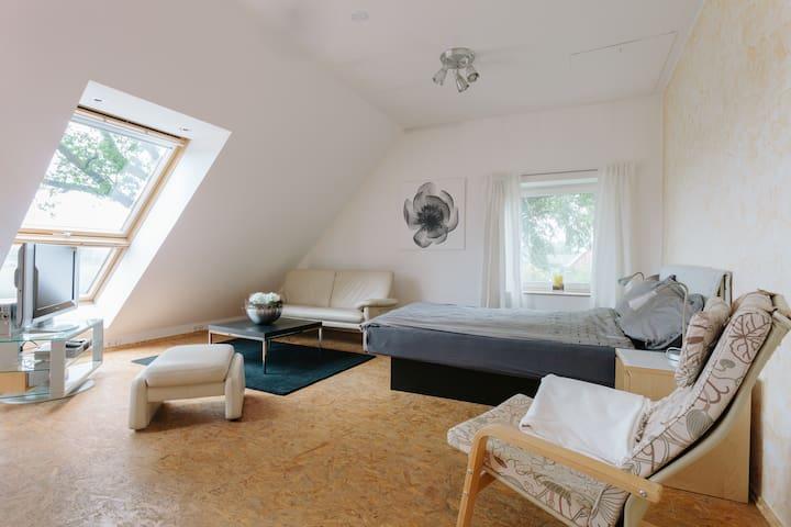 Großes Apartment mit Infrarotsauna - Steinfurt - Daire