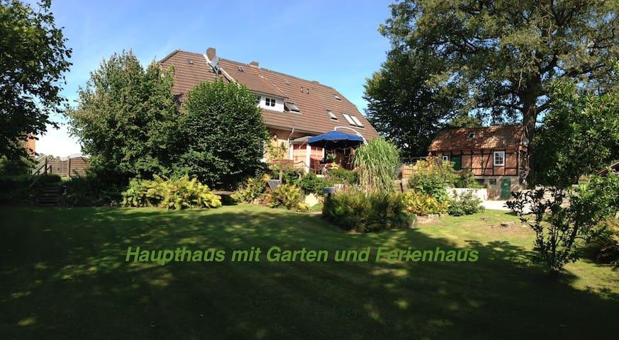 Ferienhaus in der Lüneburger Heide - Bergen