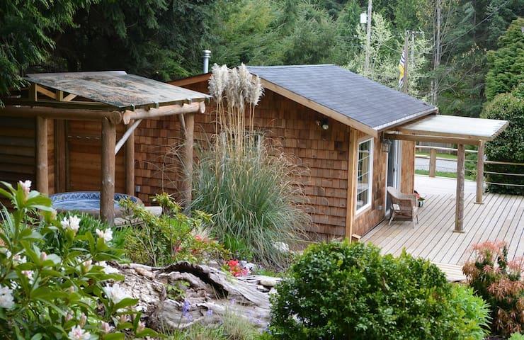 Stephens Creek Guesthouse - Roberts Creek - Pousada