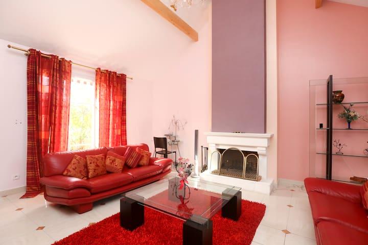 superbe villa a disneyland paris - マニルオングル - 別荘