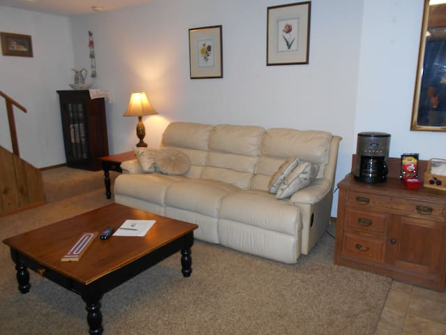 Beautifully furnished apartment - New Richmond