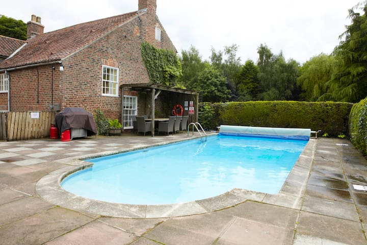 Ideal base for family reunions! - Barmby Moor