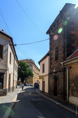 TOWER SLANÝ (Prague) - Slaný - Outros