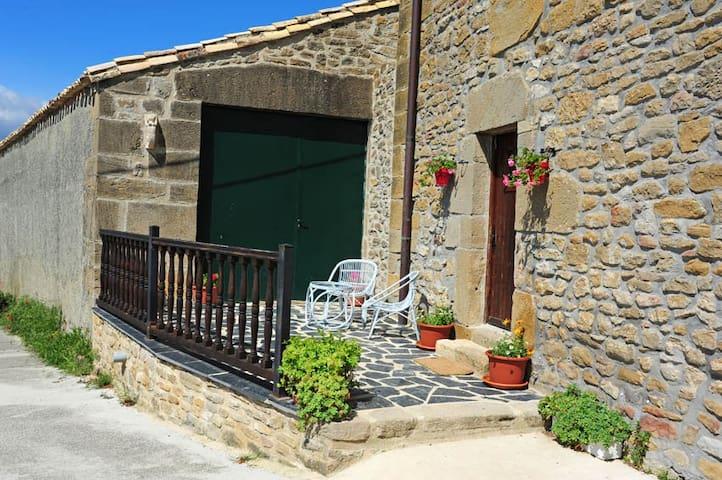 Casa rural Kulunka enea - Úgar - Hus