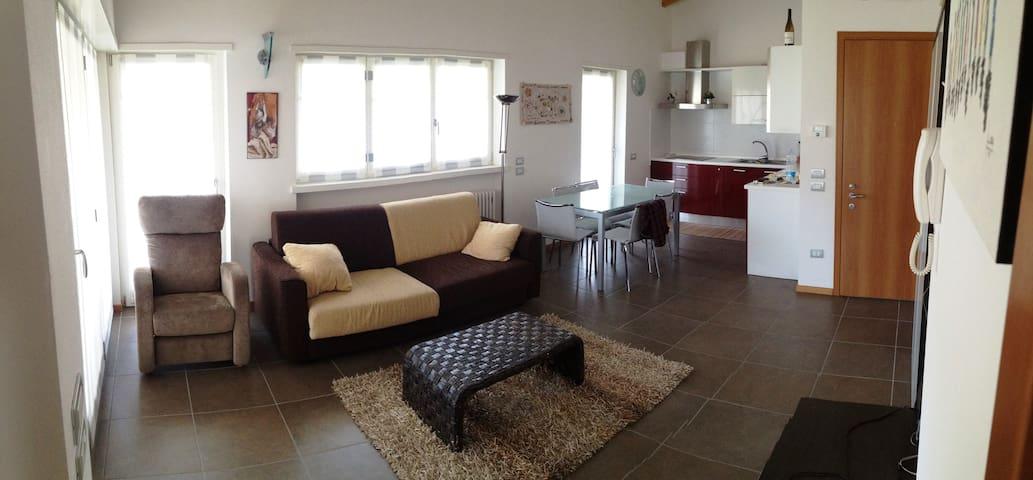 Elegant flat in Torbole - Torbole - Квартира