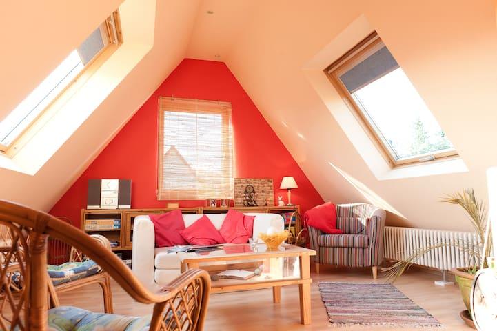 Gemütlicher Dachboden im Sauerland - Lüdenscheid - Casa