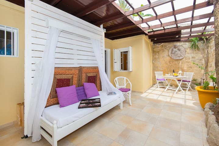 Ornella House - Old Town - Rhodos - Huis