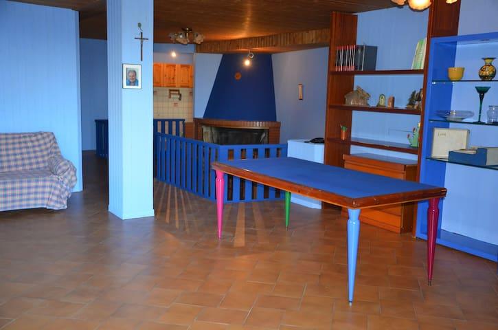 LOFT WITH A GARDEN  ACQUAVIVA PICEN - Acquaviva Picena - Appartement