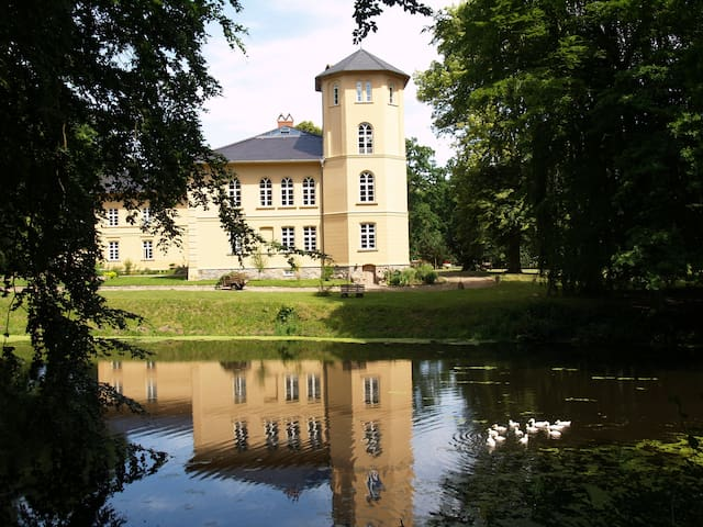 Landhaus Schloss Kölzow - Kölzow