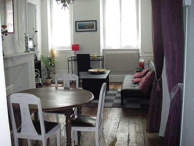 APPARTEMENT QUARTIER HISTORIQUE - Granville - Apartmen