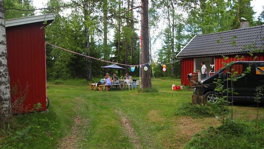 Real Norwegian cabin experience! - Eidsvoll - Kabin