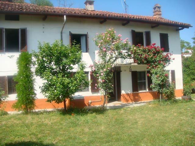 Beautiful farmhouse in Monferrato - Vinchio