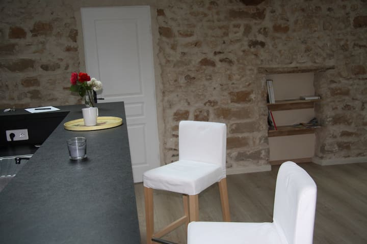 Premium LOFT in a genuine property - Barbizon