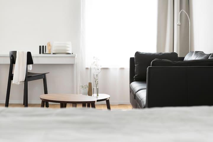 2. New apartment 2 min from station - Saint Gallen - Departamento