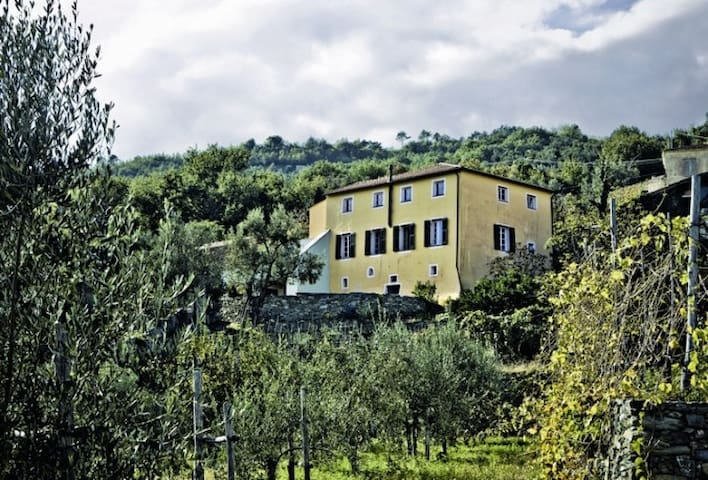 18th cent. country house - Calice ligure - Schoonfamilie