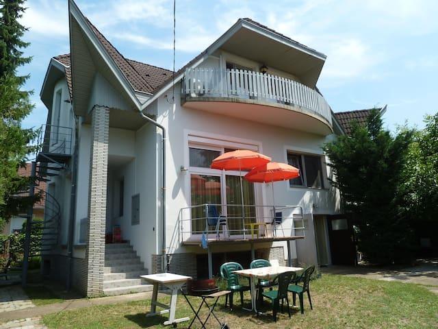 Balatonszárszó - lovely apartment - Balatonszárszó - Appartement