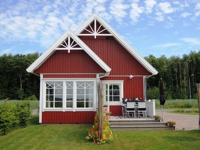 Vakantiehuis Groningen - Blauwestad | Svea Stuga - Finsterwolde - Rumah