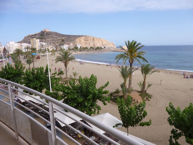 First line to the beach in Aguilas - Águilas - Daire