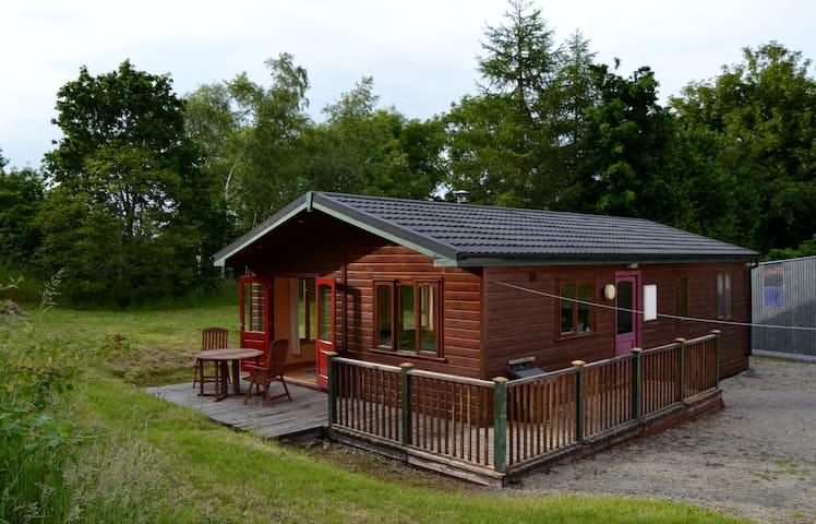 Comfortable Cabin in Lakeland Sligo - Kilmactranny - Alpstuga