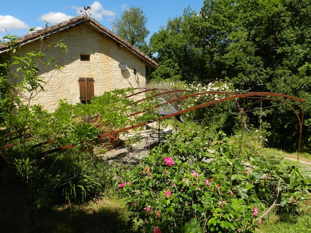 Charming gite with pool near Cahors - Pontcirq - Daire