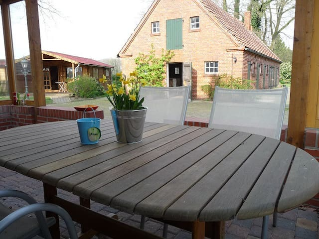 Charming rural countryside location - Osterwald - Huoneisto