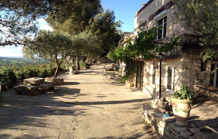 Jolie Maison de campagne au calme - Montmirat  - Hus