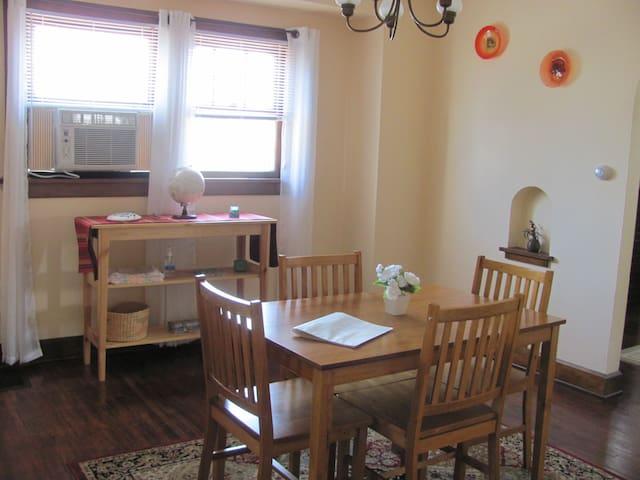 Casa Cook - Toledo, OH  USA - Toledo - Lägenhet