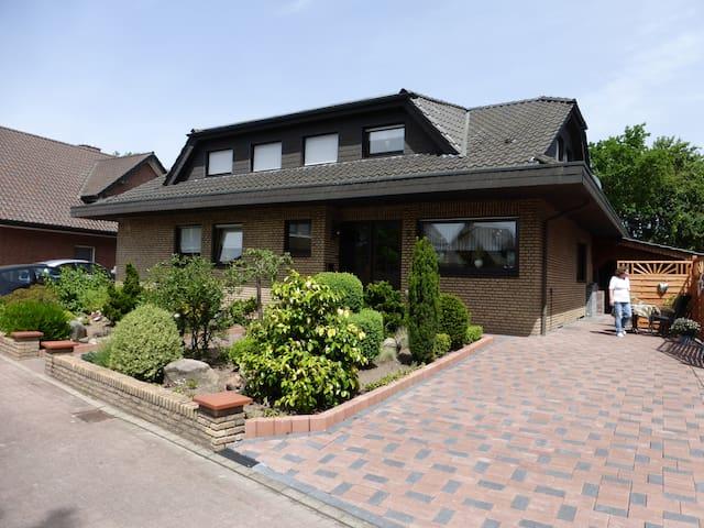 Ferienwohnung Dertmann - Vreden - Apartamento