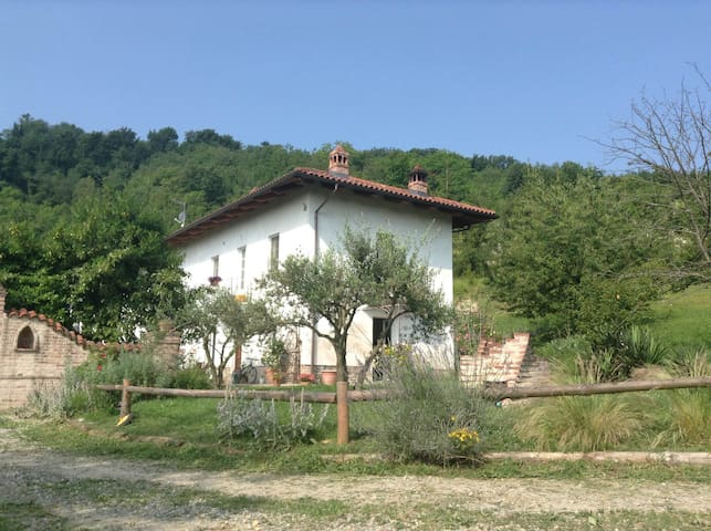 Monferrato farmhouse - Albugnano - Ev